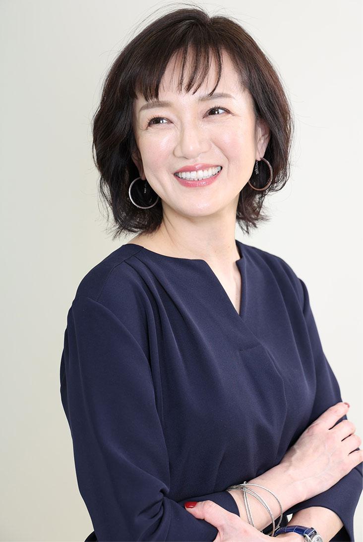 カラーアナリストプロ養成講座講師 長田正子